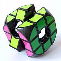 Кубик Рубіка порожнистий всередині і округлений 3x3x3 ЧОРНИЙ SKU0001003