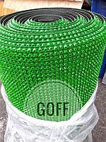 Грязезащитное покрытие - щетинистое покрытие - св.зеленое, фото 1