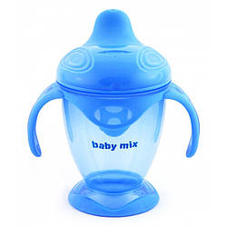 Поильник-непроливайка Baby Mix 200 ml RA-C1-1711
