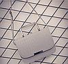 Сумка женская клатч Fibi gray, фото 2