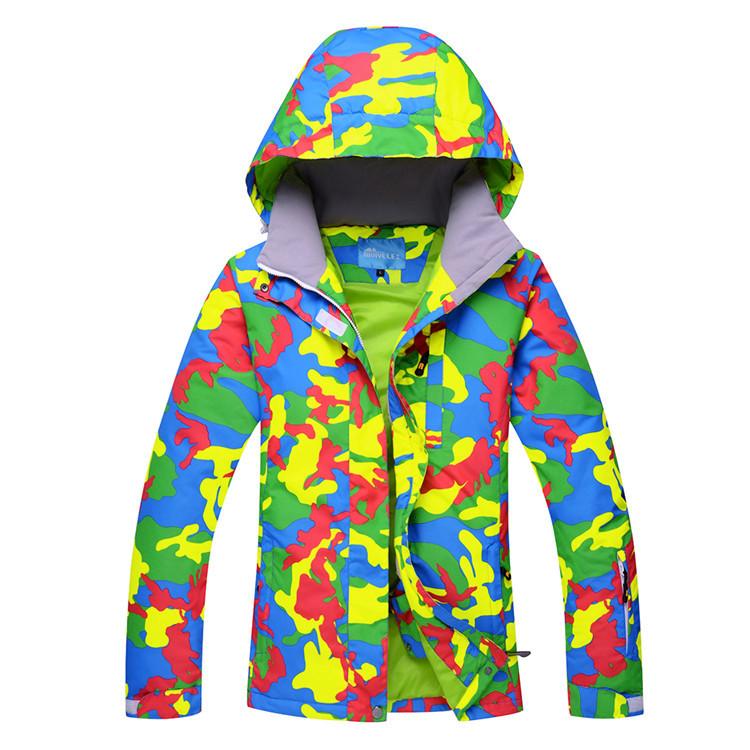 Лыжная курточка #8