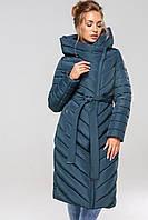 Женское зимнее пальто Фелиция,  размеры  44 - 60, ТМ NUI VERY