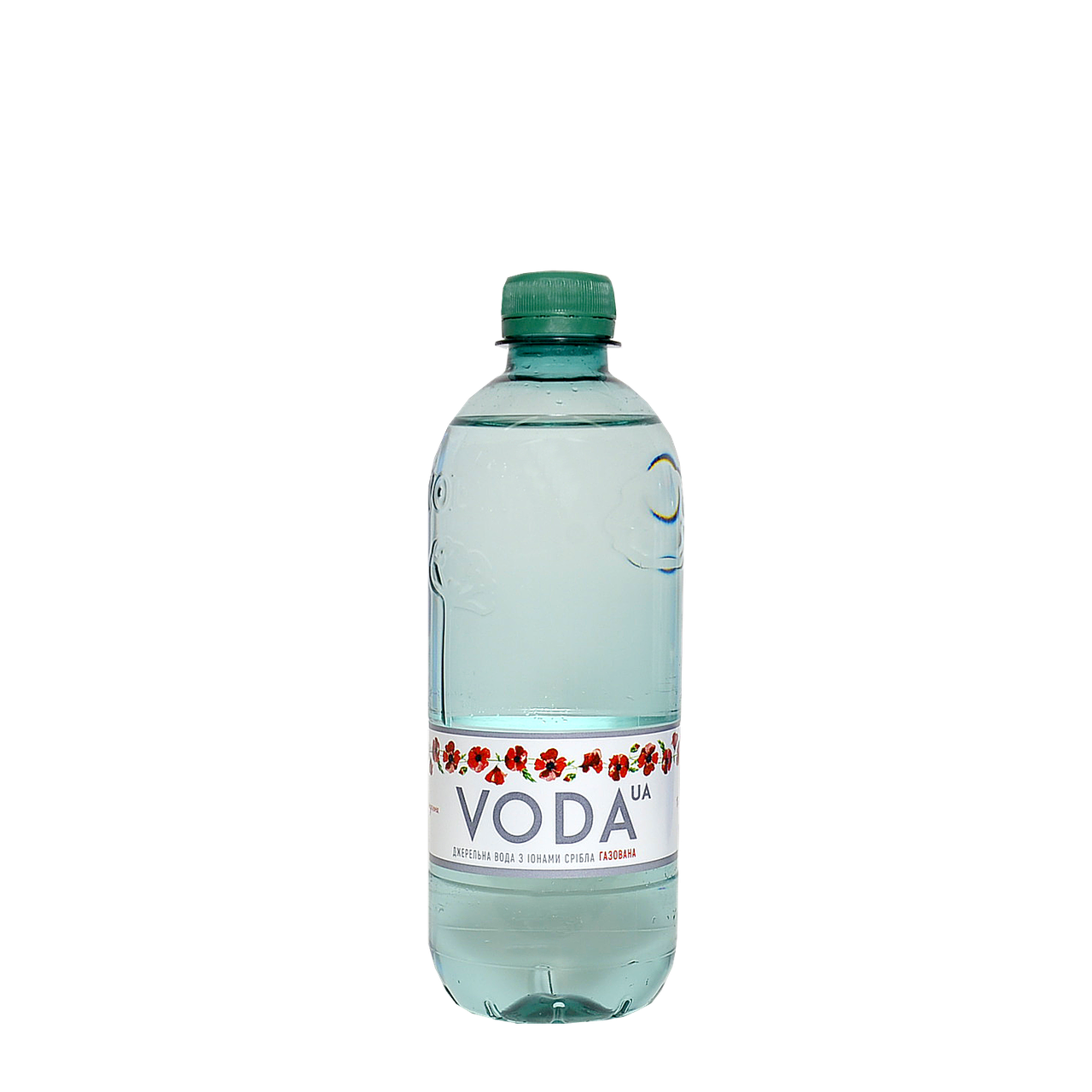 Вода Vodaua газированная пэт 0,5 л (1ящ/12шт)