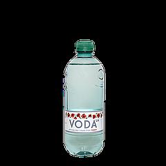 Вода Vodaua газированная c серебром пэт 0,5 л (1ящ/12шт)