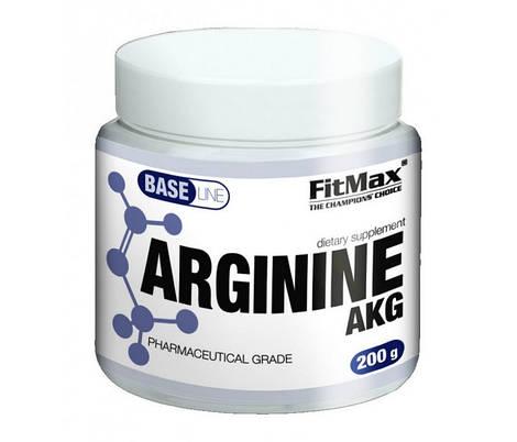 FitMax Аргинин АКГ Base Arginine AKG (200 g)