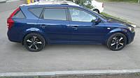 Дефлекторы окон (ветровики) KIA Ceed wagon 2007