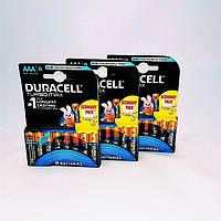 Батарейки Durasell Turbo AАA мизинчиковые, R 03 , отрывной лист  — 8 шт