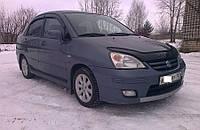 Дефлекторы окон (ветровики) Suzuki Liana Sd 2002-2007 Cobra Tuning S51302
