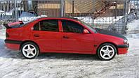 Дефлекторы окон (ветровики) Тойота Avensis Sd 1997-2002