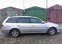 Дефлекторы окон (ветровики) TOYOTA Avensis Wagon 1997-2002