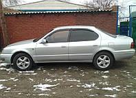 Дефлекторы окон (ветровики) Тойота Camry (Sv40) Sd 1994-1998