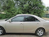 Дефлекторы окон (ветровики) TOYOTA Camry V Sd 2002-2005