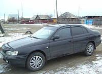 Дефлекторы окон (ветровики) Тойота Carina Sd (T190) 1992-1996