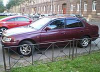 Дефлекторы окон (ветровики) Тойота Carina Sd 1996-2001
