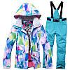 """Лыжный костюм - """"Северное сияние"""" - 9 расцветок, фото 4"""