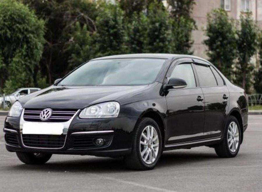 Дефлекторы окон (ветровики) Volkswagen Jetta V Sd 2005/Sagitar 2006-2012