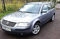 Дефлекторы окон (ветровики) Volkswagen Passat B5 Wagon 1997-2001-2005