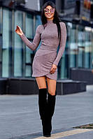 Платье Аманда розовый
