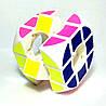 Кубик Рубика полый внутри и скругленный 3x3x3 БЕЛЫЙ SKU0001004