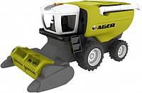 Игрушка Toy State Моторизированная сельская техника Зерноуборочный комбайн 44 см (21711)