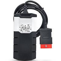 Одноплатный Delphi DS150E A+ OBD2 сканер диагностики авто | код: 10.04725
