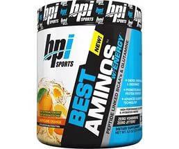 Аминокислоты Best Aminos w/Energy (300 g )