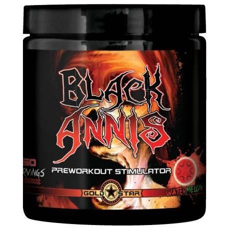 Блек Анис предтренник с мощным составом, отличный фокус и памп.