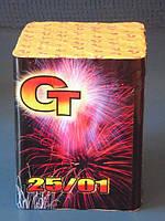 Фейерверк Серьезный размер 30 калибр на 25 выстрелов для праздников и нового года салют