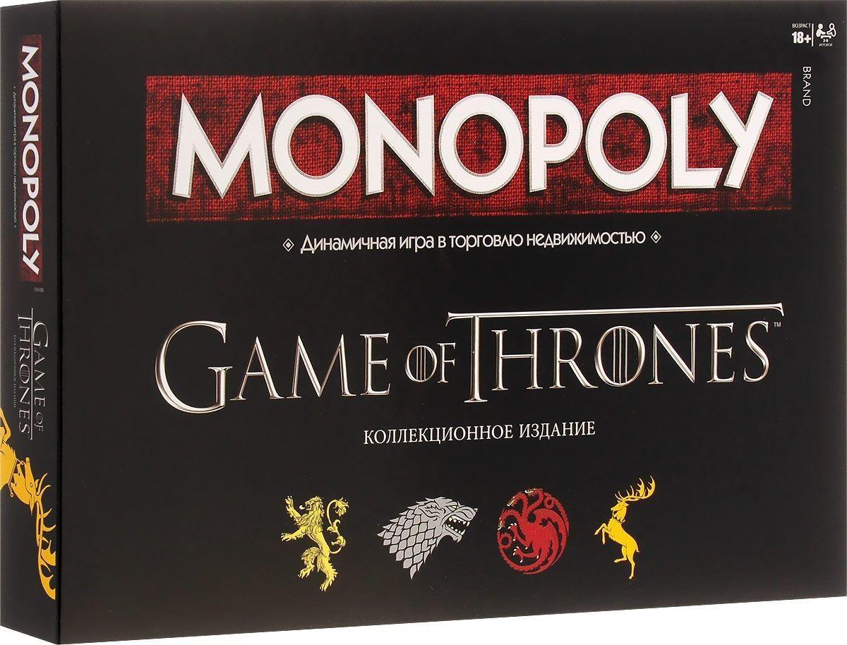 Настольная игра Монополия Игра Престолов
