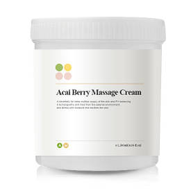 Крем массажный длялица сэкстрактом ягод асаи Massage Cream Acaiberry