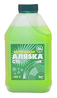 Антифриз Аляsка ANTIFREEZE-40 (зеленый) 1л