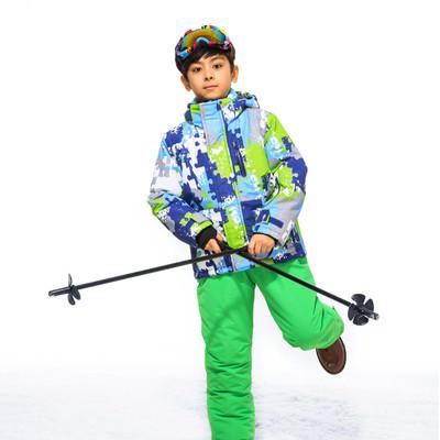 """Лыжный костюм """"Пазлики"""" - 5 расцветок"""