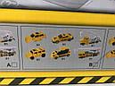 Набор Авто-трек с машинками строй-техника 360 см, фото 6