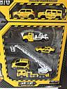 Набор Авто-трек с машинками строй-техника 360 см, фото 2