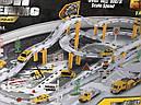 Набор Авто-трек с машинками строй-техника 360 см, фото 4