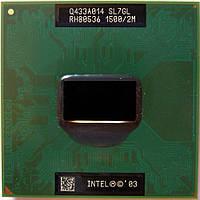 Процессор для ноутбука mPGA478C Intel Pentium M 715 1x1,5Ghz 2Mb Cache 400Mhz Bus бу