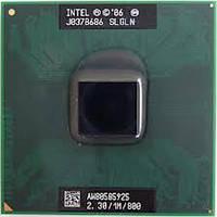 Процессор для ноутбука Intel Celeron 925 1x2.3Ghz 1Mb Cache 800Mhz Bus бу