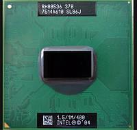Процессор для ноутбука mPGA478C Intel Celeron M 370 1x1,5Ghz 1Mb Cache 400Mhz Bus бу