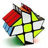 Ускладнений кубик Рубіка 3x2x2 ЧОРНИЙ SKU0001005