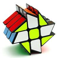 Ускладнений кубик Рубіка 3x2x2 ЧОРНИЙ SKU0001005, фото 1