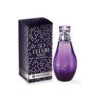 71598 Yves Rosher. Парфюмированная Вода So Elixir Purple, 50мл. Соу Элексир Пурпурный Ив Роше 71598.