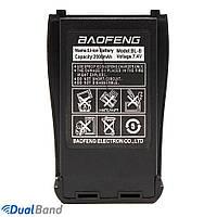 Аккумуляторная батарея для рации Baofeng UV-B5/B6 (BL-B) 2000 mAh, фото 1