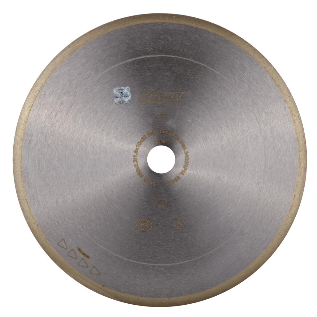 Круг алмазный отрезной Ди-стар 1A1R 350x2,2/1,8x10x32 Hard ceramics