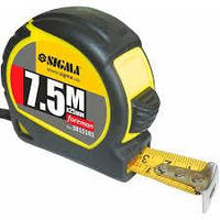 Рулетка SIGMA 7,5м 19мм