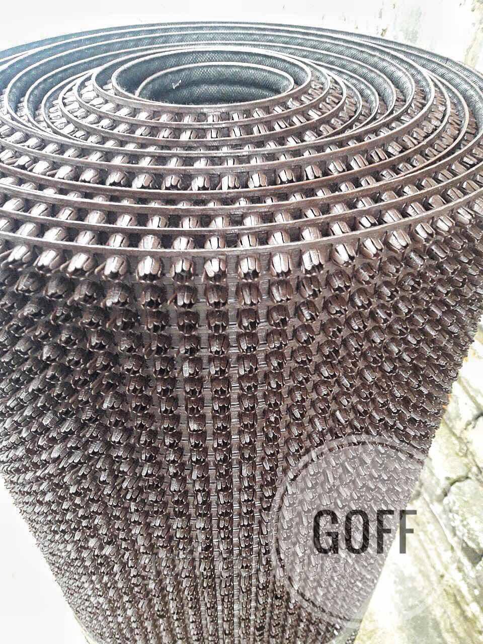Искусственная трава - щетинистое покрытие - коричневое, фото 1