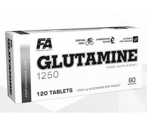 Fitness AuthorityГлютаминGlutamine 1250 (120 tab)