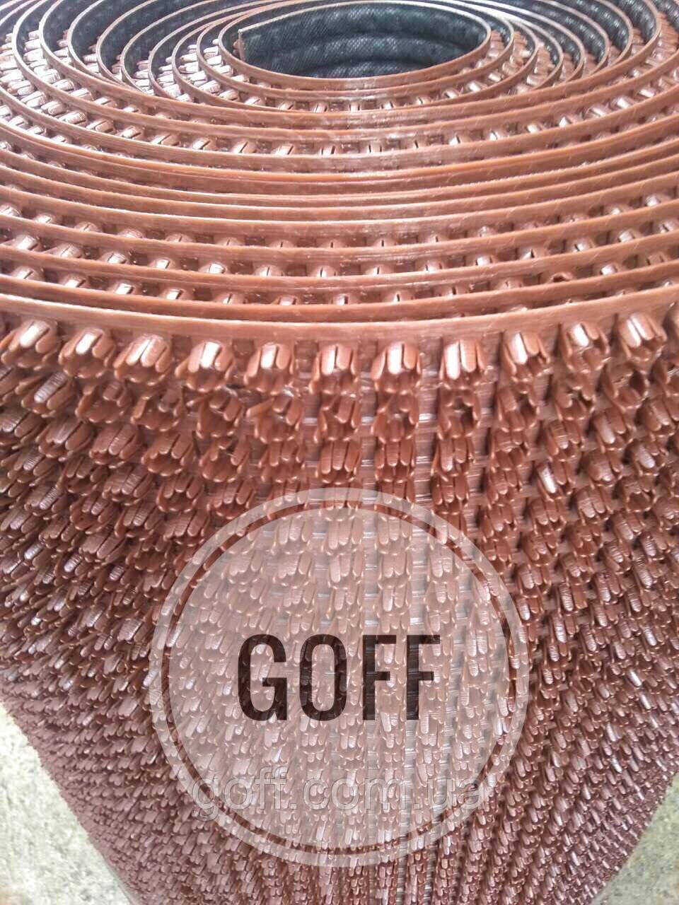 Декоративная щетинистая трава - светло-коричневое
