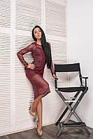 Платье женское в расцветках 27872, фото 1