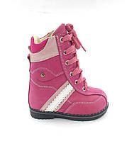 Ортопедические ботинки зимние Ecoby 212F  размеры 20-23, фото 1