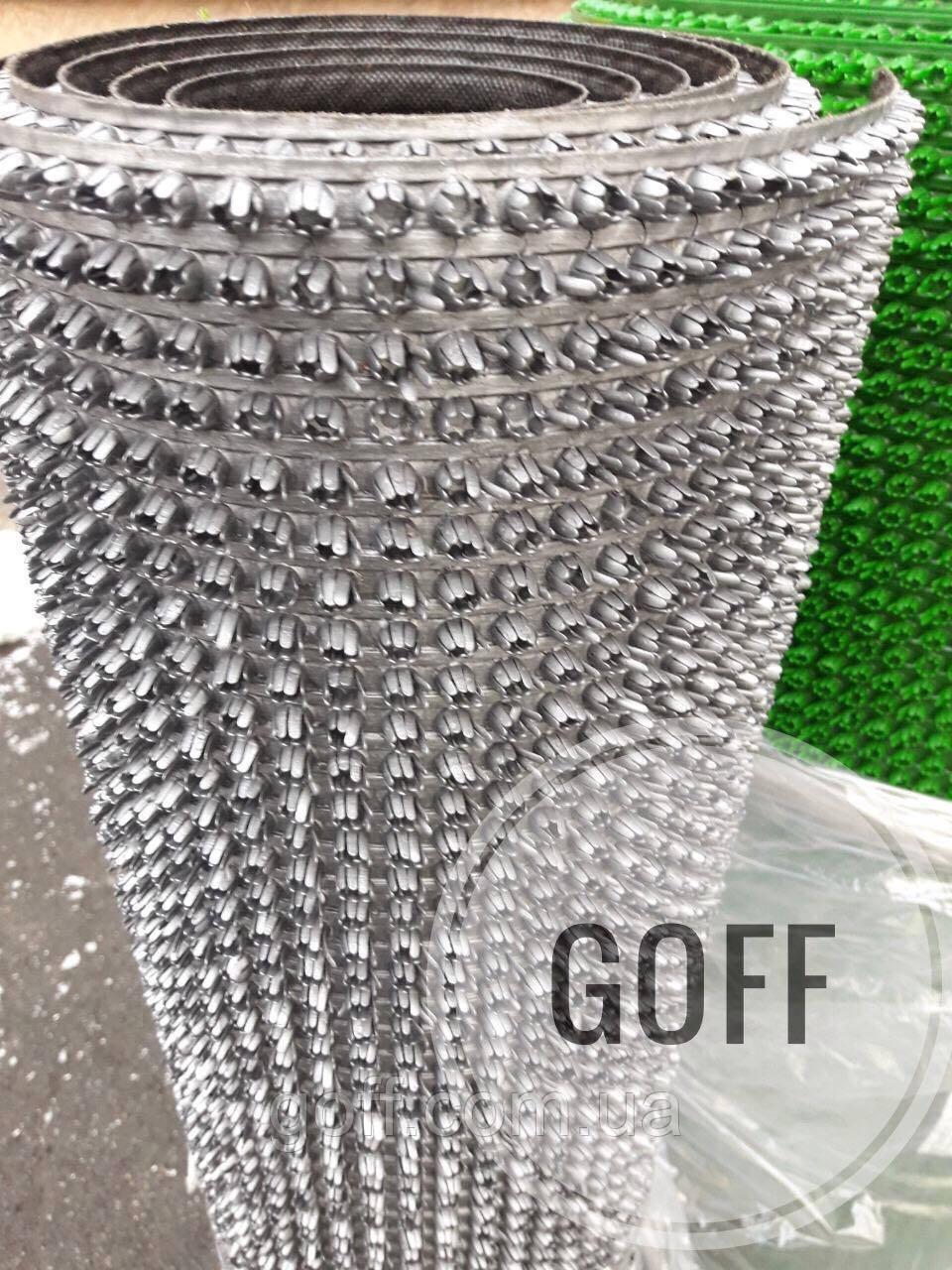 Щетинистое покрытие серый, фото 1